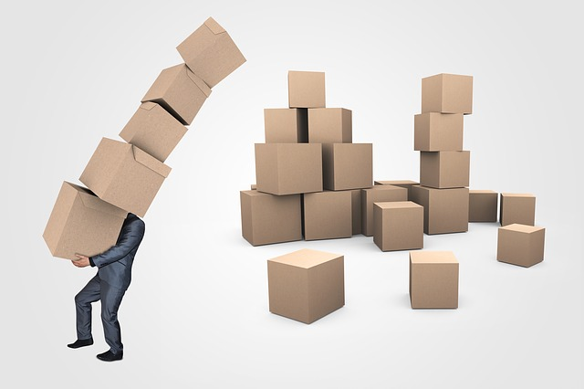Jak si správně zorganizovat stěhování?