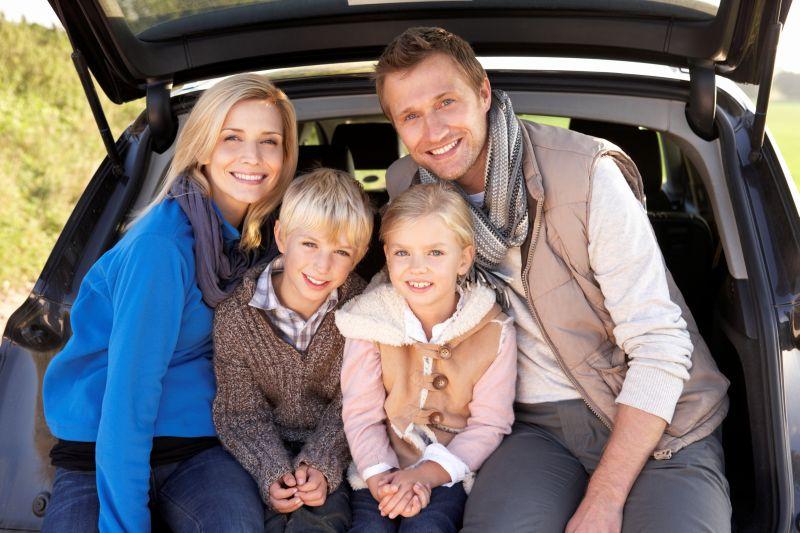 Jak vybrat auto pro rodinu, aby byla opravdu spokojená?